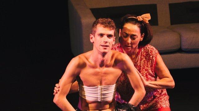 Imagen del espectáculo 'Transbord'.