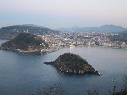 Nubes y claros este jueves en Euskadi, con temperaturas máximas de 16 grados