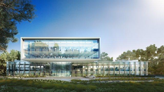 [Grupoeconomia] Arcano Construye Un Singular Complejo De Oficinas En El Suelo Que Ocupaba El Hotel La Moraleja