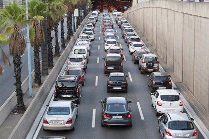 La congestión en los accesos a Barcelona afecta a más de 320.000 personas al día según el Racc