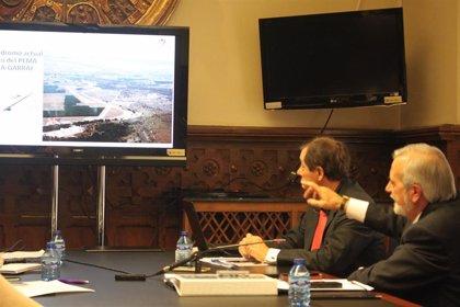 Layonair asegura que el aeroparque de Garray (Soria) cuenta con el 75% de instalaciones, pendiente del recurso de Asden