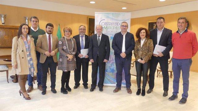 La Comisión Permanente de la Federación Andaluza de Municipios y Provincias (FAMP)