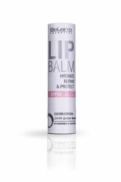 COMUNICADO: Salerm Cosmetics dedica un bálsamo labial a la Fundación Stanpa