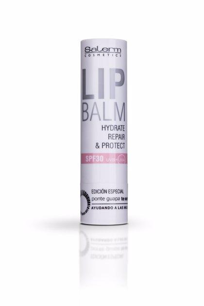 Salerm Cosmetics dedica un bálsamo labial a la Fundación Stanpa