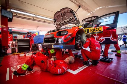 Citroën abandona el Mundial de Rallys tras el adiós de Sebastien Ogier