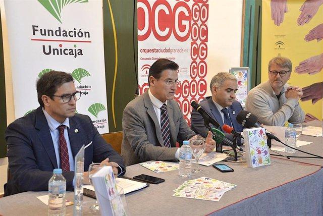 Presentación del programa educativo de la OCG