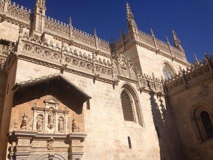 El Instituto Andaluz de Patrimonio recupera las dimensiones originales del Estandarte de Reyes Católicos