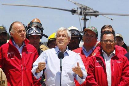 """Chile.- Piñera dice que la acusación constitucional en su contra """"no tiene ningún fundamento"""""""