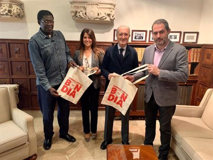 """La OCB reivindica en una reunión con Terrassa el """"largo camino que queda por recorrer"""" en la Justicia con el catalán"""