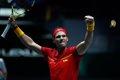 Nadal mete a España en cuartos de final de la Davis