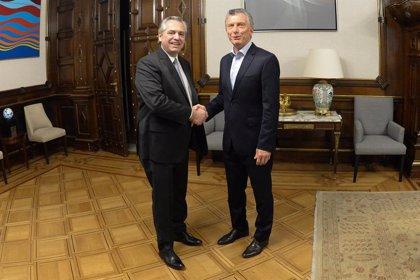 Argentina.- Macri y Fernández acuerdan que la ceremonia de traspaso de poder se celebre en el Congreso de Argentina