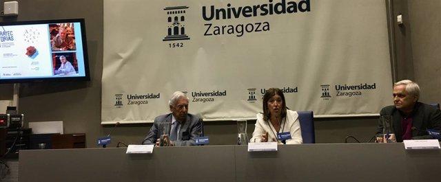 """Vargas Llosa es """"optimista"""" sobre América Latina y apunta al """"espíritu  crítico"""""""