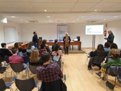 Futuros autores se forman en gestión de derechos de la obra audiovisual con una clase magistral en Fical