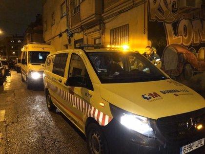 El detenido acusado de degollar a una mujer en Carabanchel (Madrid) es el nieto de la víctima