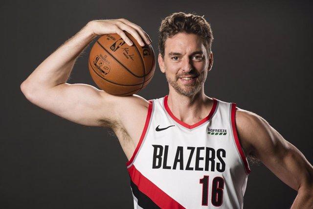 Baloncesto/NBA.- Pau Gasol deja de ser jugador de los Blazers para centrarse en