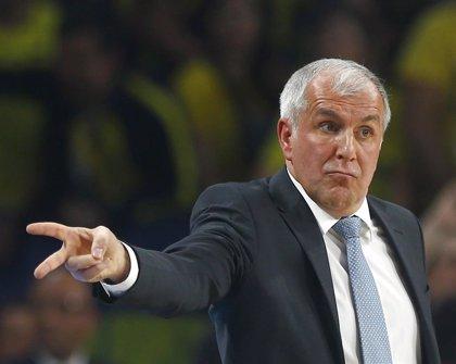 """Obradovic: """"Ahora mismo somos un equipo sin carácter"""""""