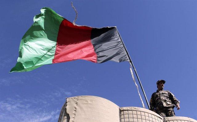 Sede de la Inteligencia afgana en Helmand
