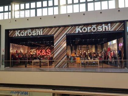 Koröshi crece de forma imparable y se aproxima a las 50 tiendas