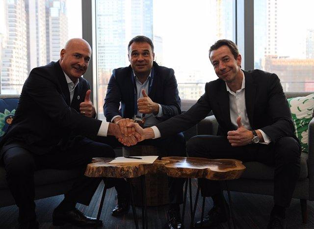 CaixaBank i Salesforce desenvoluparan conjuntament projectes d'innovació.