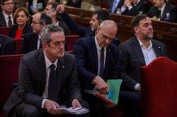 El 33,9% dels espanyols veu injust l'empresonament dels presos sobiranistes segons el CEO (Pool - Archivo)