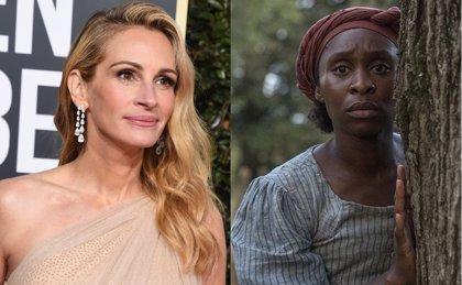 Hollywood y el 'whitewashing': Querían que Julia Roberts interpretara a la activista negra Harriet Tubman