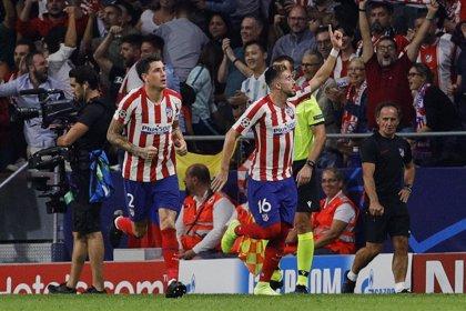 """Héctor Herrera: """"Creo que es mi mejor momento en el Atlético"""""""