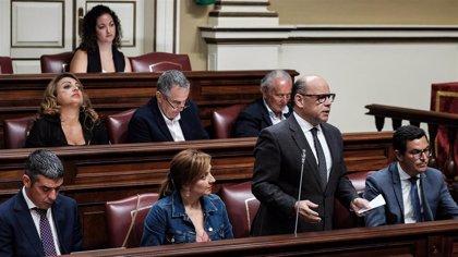 """Barragán (CC) afirma que los presupuestos """"ahondan"""" la crisis y ve """"pusilánime"""" a Torres ante el Estado"""