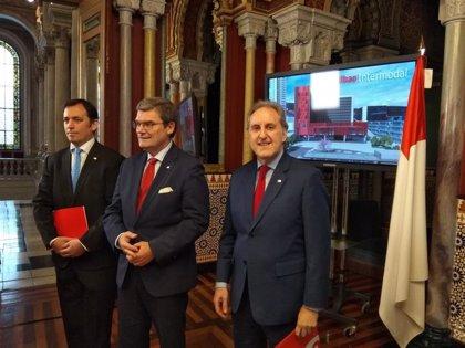 La estación soterrada Bilbao Intermodal recibirá a más de 7 millones de personas al año