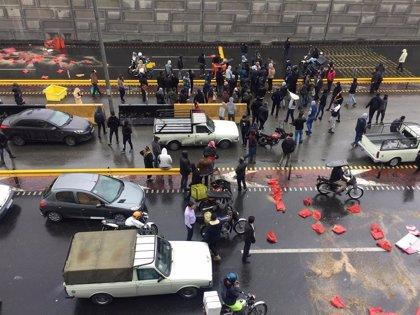 """La Guardia Revolucionaria iraní asegura que los líderes de las protestas han sido """"identificados y detenidos"""""""