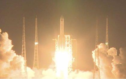 China lanzará en 2020 su nuevo cohete comercial