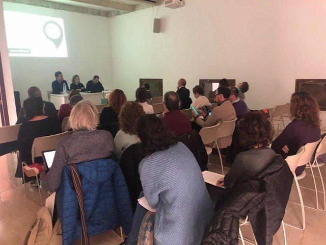 Primera reunión de la legislatura del Consejo Municipal de Bienestar Social