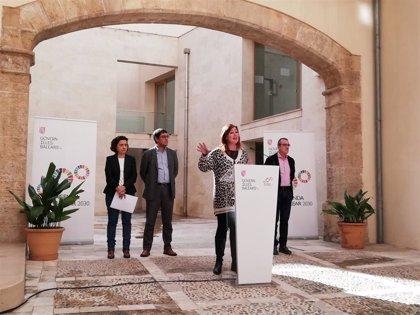 """Armengol asegura que Baleares mantiene las restricciones al diésel en 2025 porque la ley estatal """"llegará antes"""""""