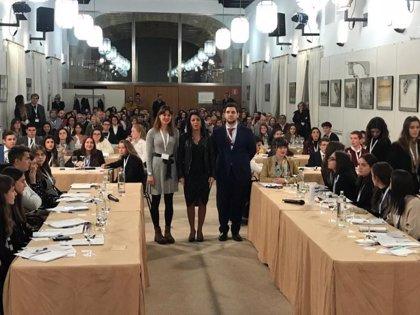 El cambio climático centra la fase final del VI Parlamento Científico de Jóvenes de Andalucía