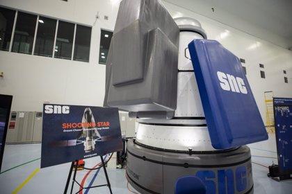 El avión espacial Dream Chaser incorpora un módulo de carga desechable