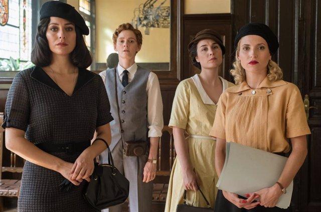 Imagen de 'Las chicas del cable'
