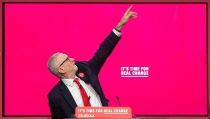 Corbyn promete un referéndum sobre el Brexit en sus primeros seis meses como primer ministro