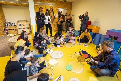 '#NotasSolidarias': una iniciativa para educar e integrar a niños en situación de pobreza a través de la musica