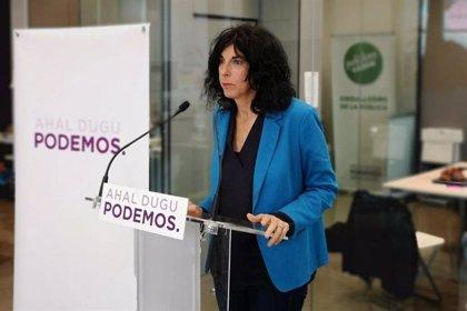 Elkarrekin Podemos propone elaborar memoria histórica en torno a las violencias machistas en Euskadi