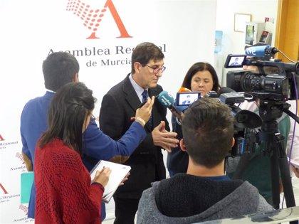 Villegas espera que centros de Águilas y Jumilla, que agilizarán consultas y diagnósticos, estén listos esta legislatura