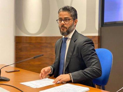 Oviedo.- Antuña (PP) dice que Somos mintió al dar importes con IVA de los contratos menores del Ayuntamiento