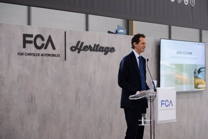 Fiat Chrysler confía en que la fusión con PSA se cierre antes de final de año