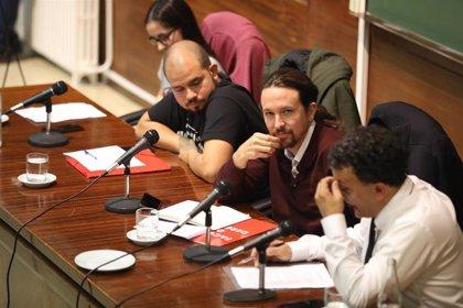 """Iglesias advierte del peligro de aplicar políticas neoliberales: """"Detrás de cada Salvini hay una Angela Merkel"""""""