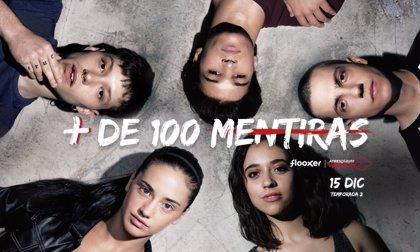 La 2ª temporada de 'Más de 100 mentiras' llegará a Atresplayer Premium el 15 diciembre