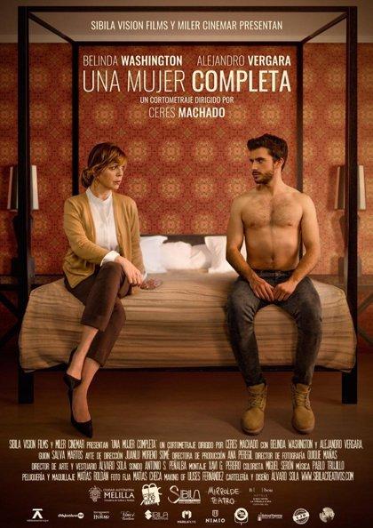 'Una mujer completa', premio SGAE al mejor corto en el concurso 'Talento andaluz' del Festival de Huelva