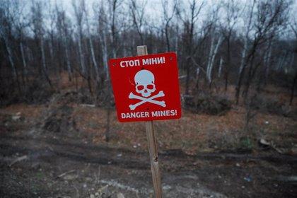 Más de 3.000 personas murieron en 2018 por minas antipersona o restos de explosivos