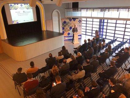 El Puerto de Tarragona reúne a 80 profesionales para analizar la competitividad de los puertos