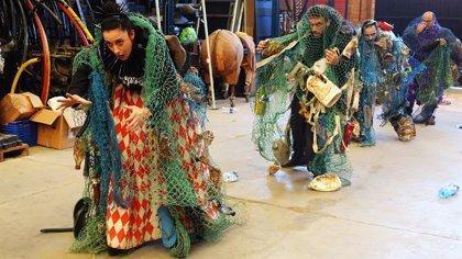 Colombia.- Cultura.- Escandall Teatral ultima 'Distopía', su segunda producción, que se estrenará en Bogotá (Colombia)