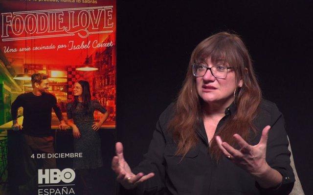 Isabel Coixet dirigeix 'Foodie Love'