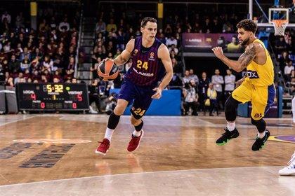 Barça y Maccabi miden su mejora en el Palau