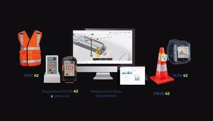 Cad.42 Sistema Inteligente de Seguridad Laboral